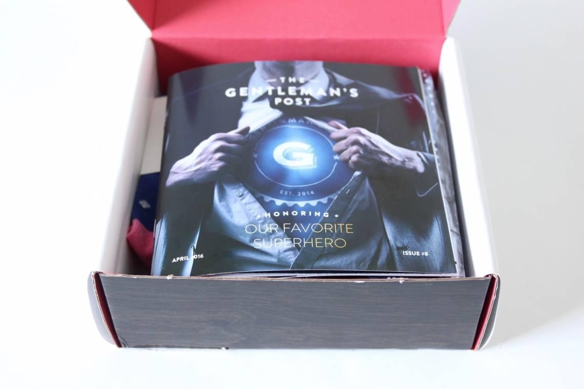 Gentleman's Box April 2016 3