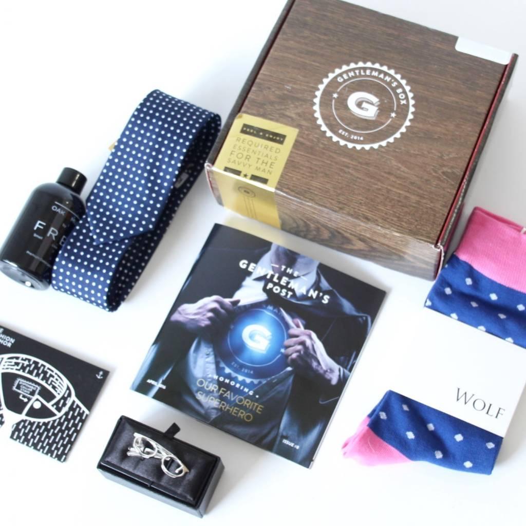 Gentleman's Box April 2016 5