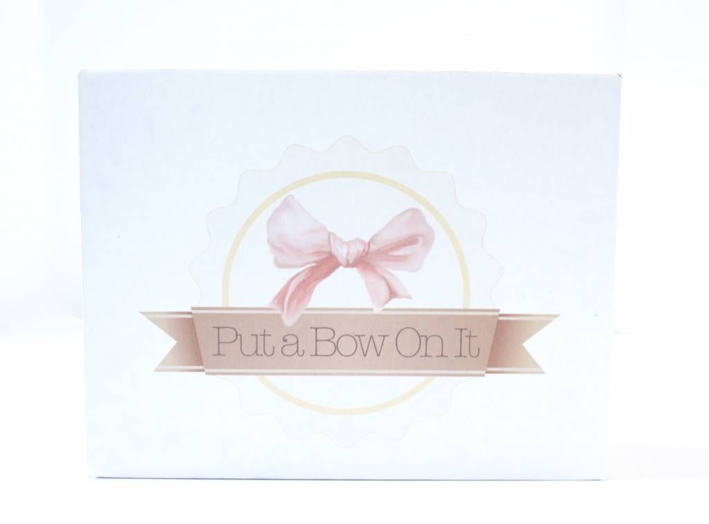 Put A Bow On It March 2016 1