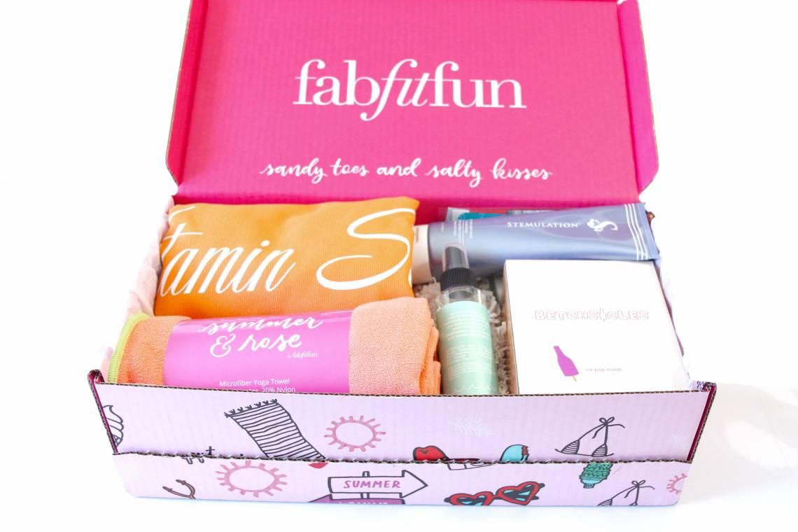 FabFitFun Review Summer 2016 3